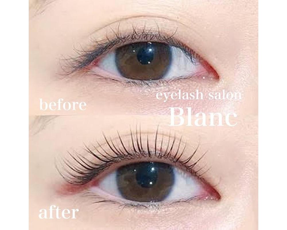 Eyelash Salon Blanc