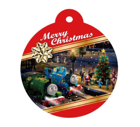 トーマスステーションのハッピークリスマス