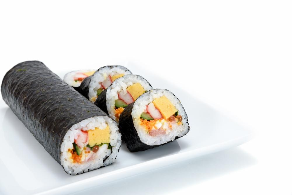 「とっとや」巻き寿司販売
