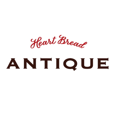 Heart Bread ANTIQUE